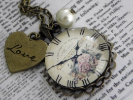 """Ketting """"Time For Love"""""""