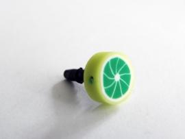"""Anti-Dust Plug """"Lime"""""""