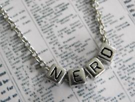 """Ketting """"NERD"""""""