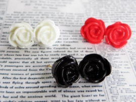 """Oorstekers """"The Rose"""""""
