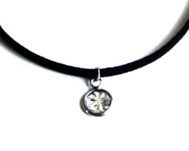 "Choker Ketting ""Ice Diamond"""