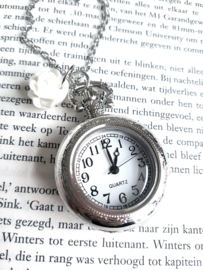 "Zakhorloge Ketting ""Timeless Beauty"" Medium"