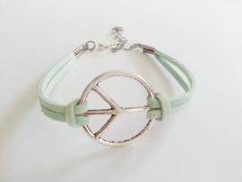 """Armband """"Mint Peace"""""""