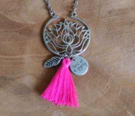 "Lotus Ketting ""Soul Of A Gypsy"""
