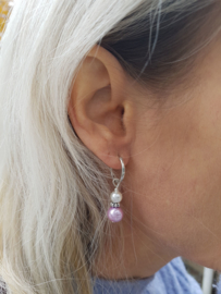 "Parel Oorringen ""Versatile Earrings"""