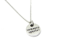 "Subtiele Ketting ""Someone Special"""