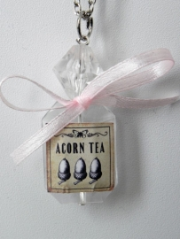 "Magic Bottle Ketting ""Acorn Tea"""