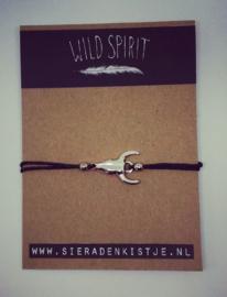 """Wish Armband """"Wild Spirit"""""""
