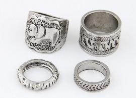 "Ringen set ""Elephant"""