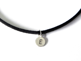 "Letter Choker ""Tell Me Your Name"""