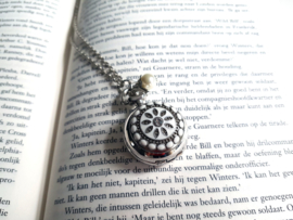 "Zakhorloge Ketting ""Watching The Orient"""