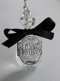 "Magic Bottle Ketting ""Love Potion"""