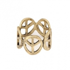 "Ring ""Bronze Peace"""