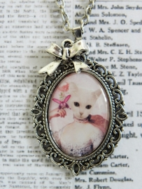 """Ketting """"My Cat Is A Princess"""""""
