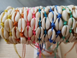 "Schelpen Armband ""A lot of Seashells"""