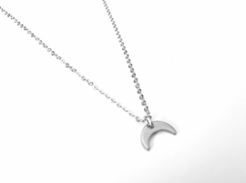 "Maan Ketting ""Upside Down Moon"""