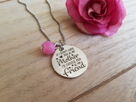 "Ketting ""Sweet Mom Quote"""