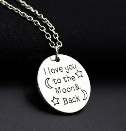 """Ketting """"To The Moon And Back"""""""