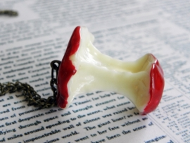 """Ketting """"Red Apple"""""""