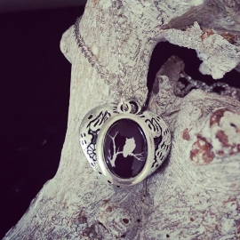 "Ketting ""I Love Owls"""