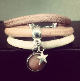 "Armband ""Tricolore"""