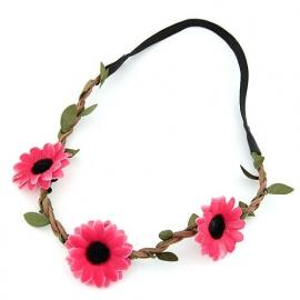 """Bloemenkrans Haarband """"Flower Power"""""""