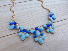 "Statement Ketting ""Blue Monday"""