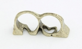 """Two Finger Ring """"Love Is In The Air"""""""