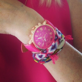 """Horloge """"Raspberry Timepiece"""""""