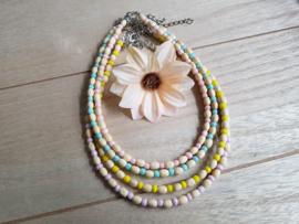 """Kralen Choker """"Summer Beads"""""""