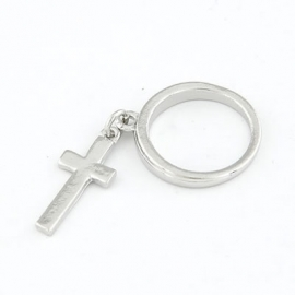 "Ring ""Charmed Cross"""