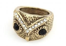 """Ring """"Precious Owl"""""""