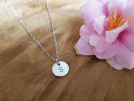"Letter Ketting ""Initial"""