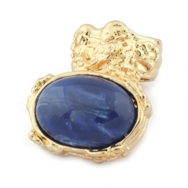 "Ring ""Artsy Ring Dark Blue"""