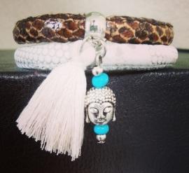 Ibiza Armband - Lucky Buddha -