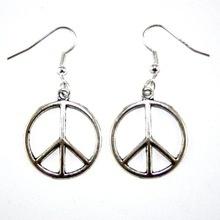 """Oorbellen """"Peace"""""""