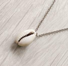 "Ketting ""Simple Seashell"""