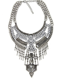 "Statement Ketting ""Luxury Sparkles"""