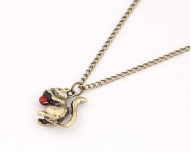 "Ketting ""Cute Squirrel"""