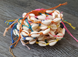 "Schelp Armband ""A lot of Seashells"""