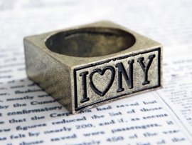 "Ring ""New York, New York"""