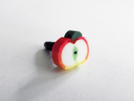 "Anti-Dust Plug ""Apple"""