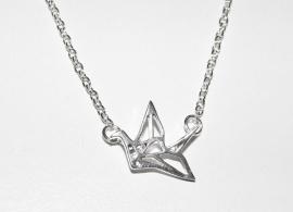 "Origami Ketting ""Tiny Crane"""