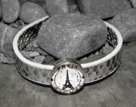"Slider armband ""Eiffel Tower"""