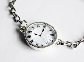 """Armband """"Vintage Clock"""""""