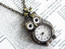 "Uil Ketting ""It`s Owl Time"""