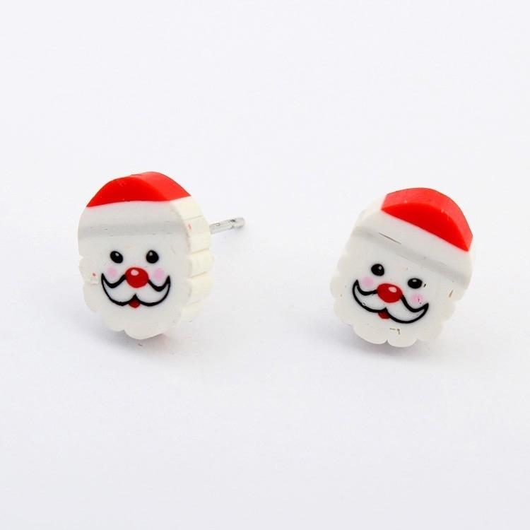 "Oorbellen ""Santa"""