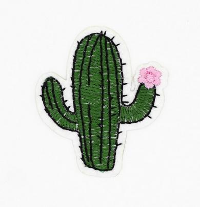"""Cactus Patch """"Cactus"""""""