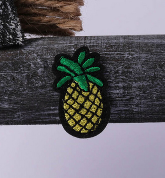 "Ananas Patch ""Small Pineapple"""