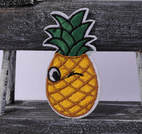 "Ananas Patch ""Pineapple"""